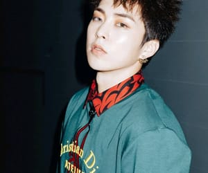 exo, xiumin, and kpop image