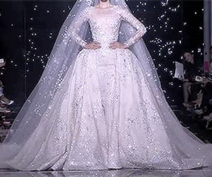 beautiful, runway, and dress image