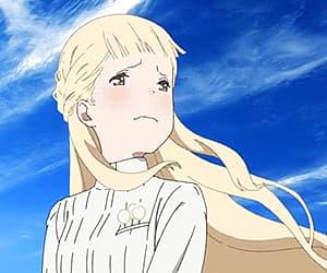 sayonara no asa, anime movie, and anime image
