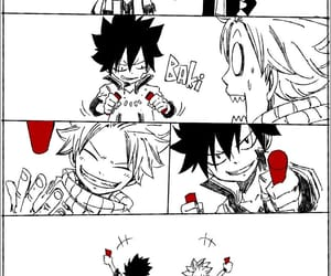 anime, fairy tail, and cute image