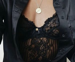 black, blouse, and boss image