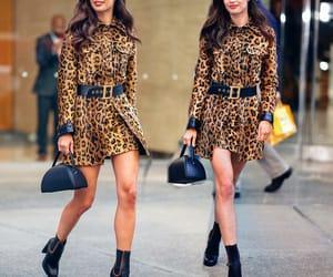 beauty, fall fashion, and street style image