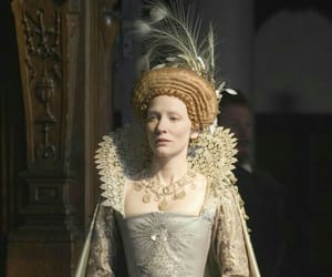 cate blanchett, medieval, and pale image