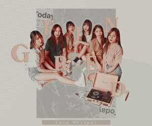 gif, parallel, and sowon image