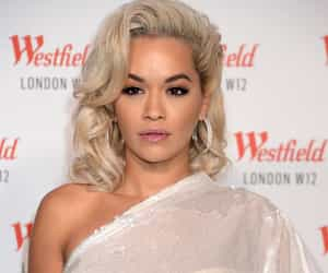 rita ora, westfield, and performs on stage image