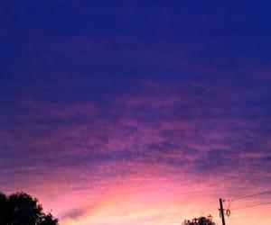 beauty, blue, and purple image