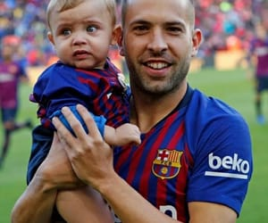 baby, camp nou, and fcb image