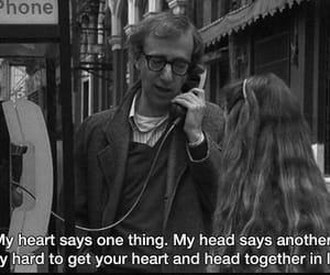 quotes, heart, and head image