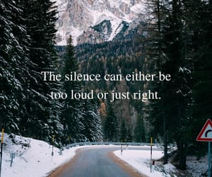 background, loud, and silence image