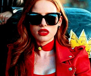 comics, madelaine petsch, and cw image