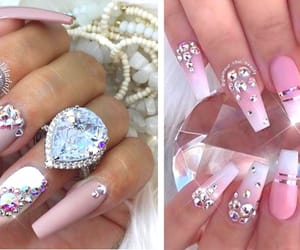 article, uñas, and nail art design image