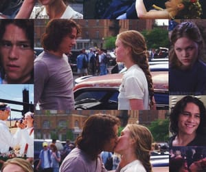 10 things i hate about you, 90's, and movie image
