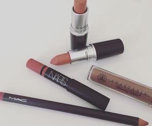 mac, makeup, and fashion image