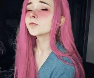 girl, longhair, and cute image