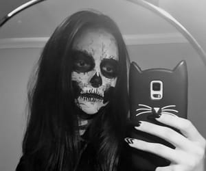 creepy, fall, and fx image