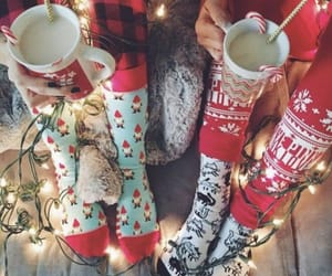 christmas, cold, and goals image