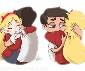 starco, cartoon, and marco image