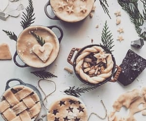 food, christmas, and cozy image