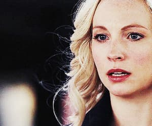 gif, candice accola, and the vampire diaries image