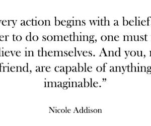 inspirational, life, and yourself image