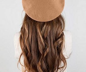 hairstyle, curls, and fashion image