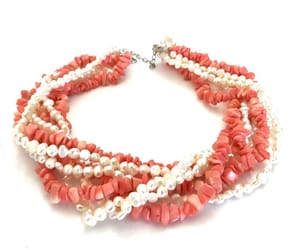 etsy, vintage imagine, and coral nuggets image