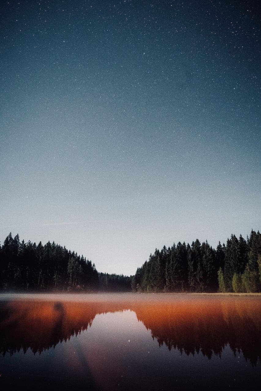 hd, lake, and nature image