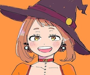 boku no hero academia and uraraka image