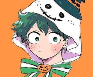 boku no hero academia and midoriya image
