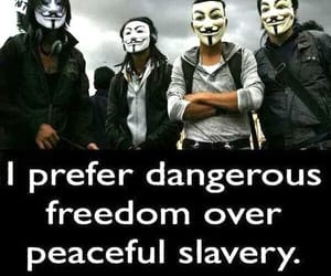 anonymous and freedom image