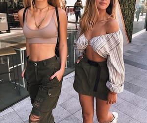 fashion, friendship, and moda image