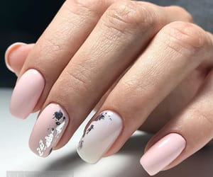 girls, manicure, and nails image
