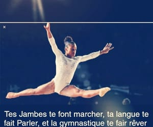 passion, gymnastique, and ❤ image