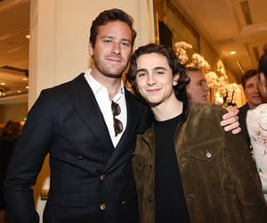 oliver, couplel, and armie hammer image