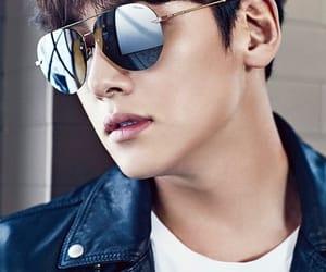 actor, korean, and ji image