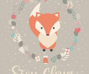 fox, foxy, and snow image