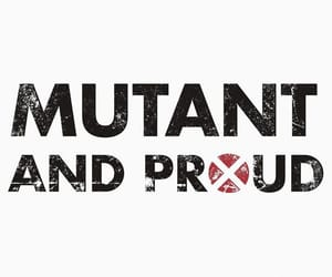 article and mutant proud image