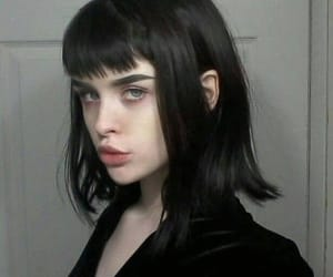 goth, grunge, and gothic image