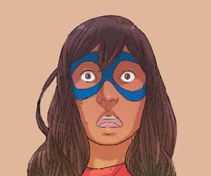 ms marvel, Marvel, and kamala khan image