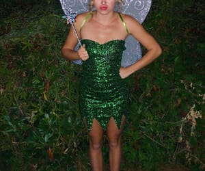 aesthetic, green, and Halloween image