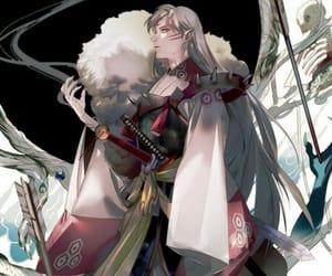 anime, art, and inuyasha image
