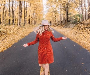 fall, fashion, and free image