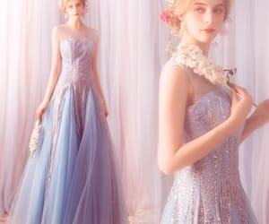 backless, sequins, and floor-length long image