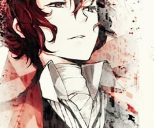 anime, anime boy, and dazai osamu image