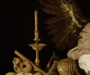 oil, candle, and detail image