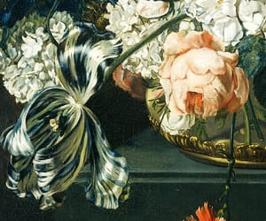 detail, painting, and oil image