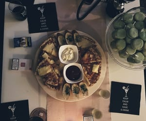 Croatia, girls night, and food image