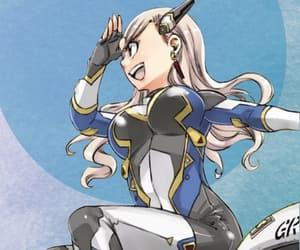 anime, manga, and rebecca image