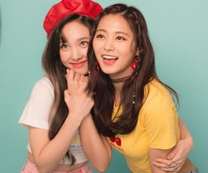nayeon, tzuyu, and twice image