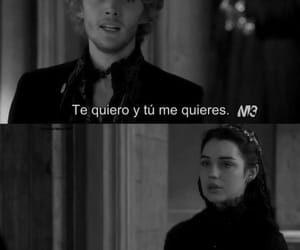 francisco, reign, and frases image